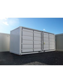 Container de stockage open side