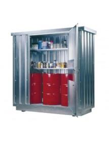 Conteneurs sécurisés ventilés|AgrivitiDistribution