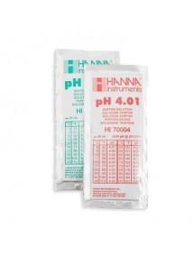 Kit d'étalonnage pH 4.01 ET pH7.01