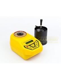 Testeur d'humidité du grain et poids spécifique (PS)