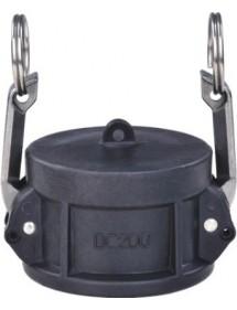 Bouchon coupleur (obturation adaptateurs) DN15 à DN100