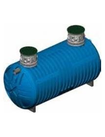 Cuve de stockage pehd pour effluents phytosanitaires|AgrivitiDistribution