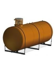 Cuve en acier pour effluents vinicoles|AgrivitiDistribution