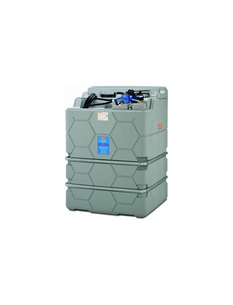 Station BLUE CUBE CEMO Standard Indoor 1500L