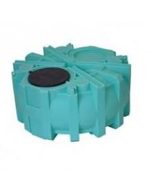 Cuve plate stockage d'eau