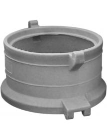 Rallonge pour cuve à enterrer de 3050 à 9800 L|AgrivitiDistribution