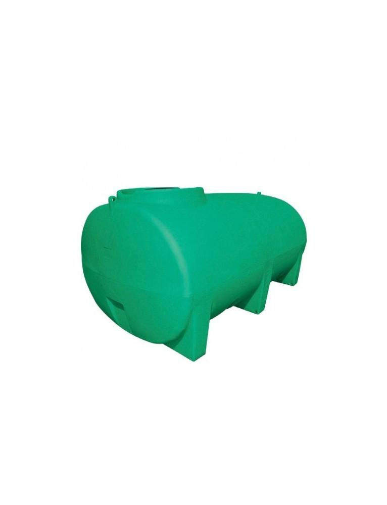 Cuve de transport pour engrais liquide et effluents de densité 1.4